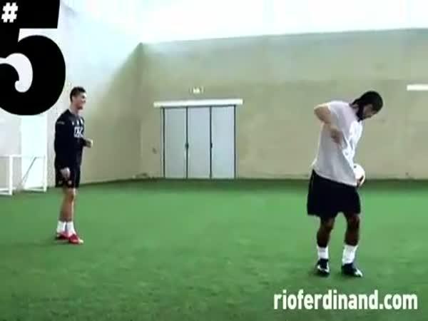 Jeremy Lynch vs. Cristiano Ronaldo