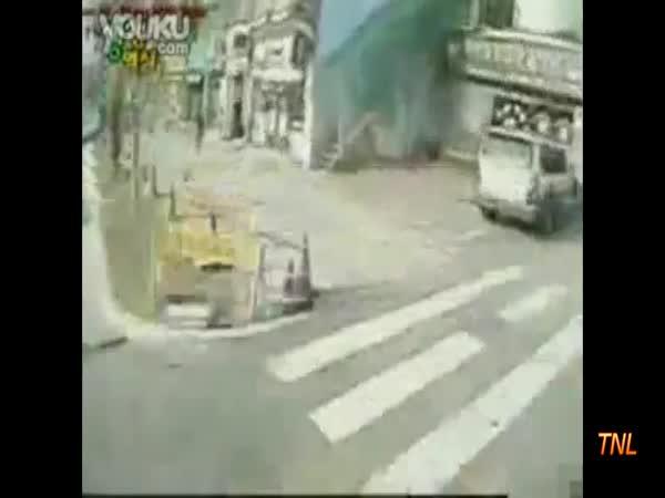 Jak se jezdí v Asii