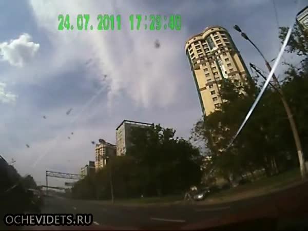 Idiot - Rychlá jízda ve městě