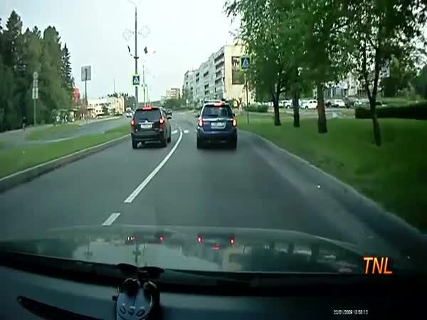 Jak se jezdí v Rusku 3.díl