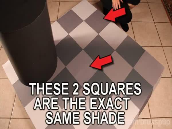 Iluze pomocí stínu