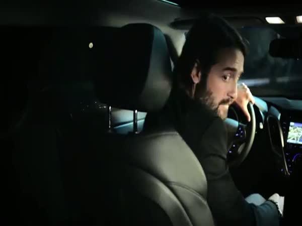 Hyundai Veloster - zakázaná reklama