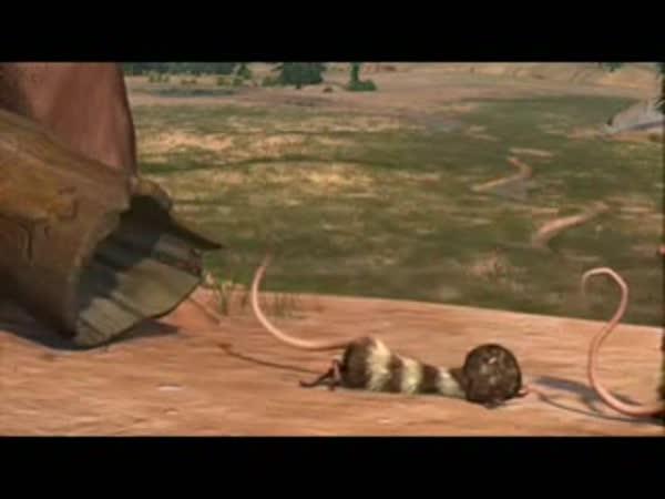 Animace - Triky Crashe a Eddieho