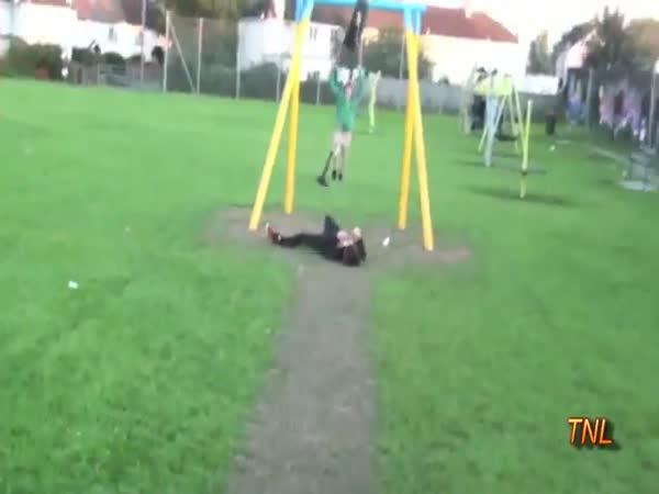 Největší blbci - dětská hřiště