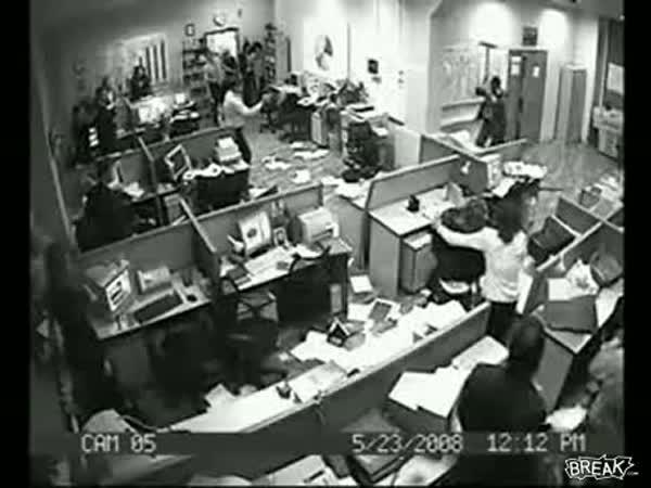 Když se úředník přepracuje