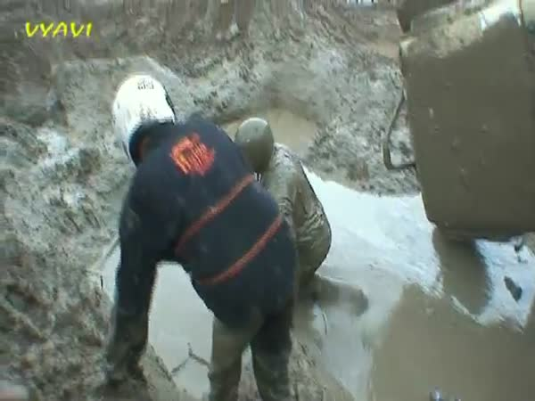 Nehoda na Eurotrialu Sedlčany 2011