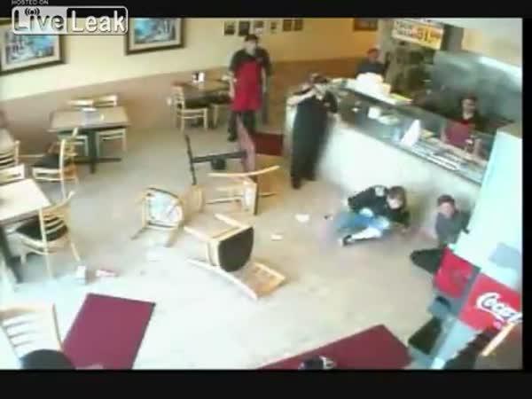 Bitka v restauraci
