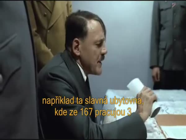 Hitler a problém s Romy