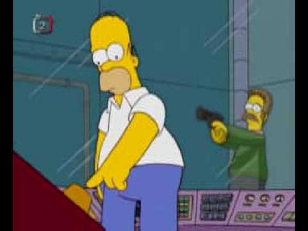 Simpsonovi - Homer Simpson Odpadlík