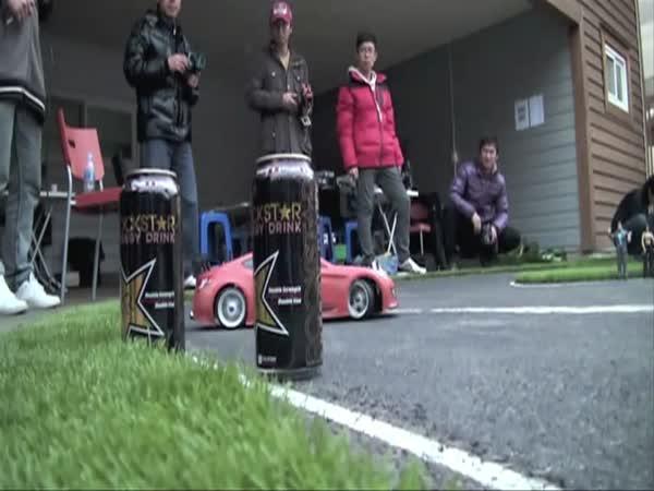 RC modely - Soutěž v driftování