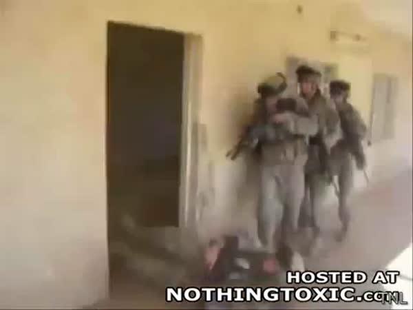 Vtipná videa z armády [kompilace]