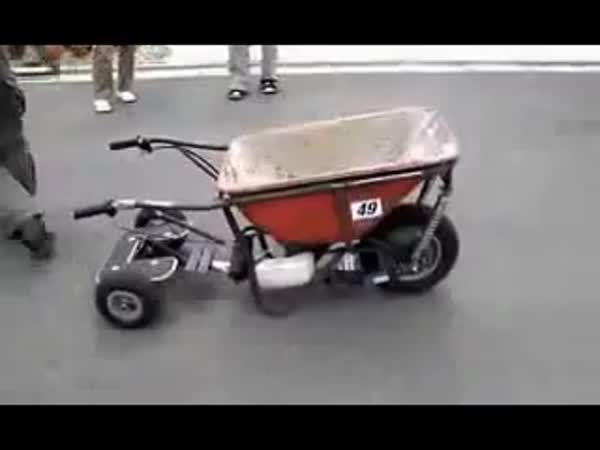 Motorové kolečko