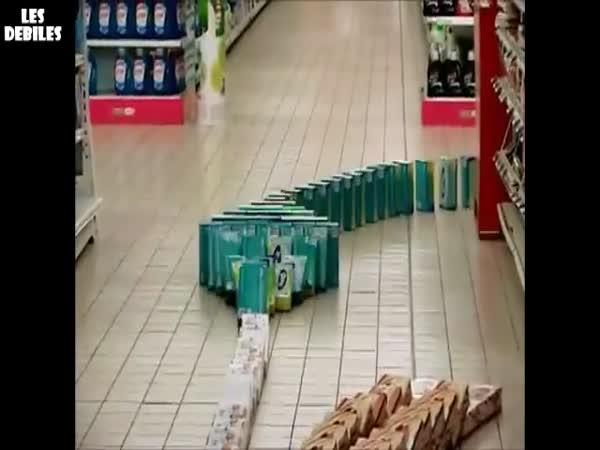 Domino ze zboží