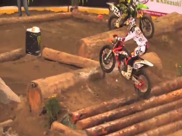 Extrémní Motocross
