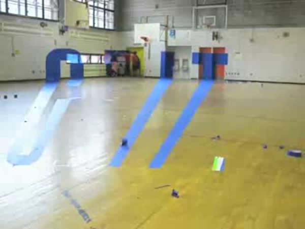 Optická iluze - perspektiva