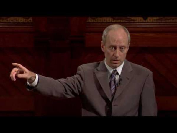 Morální stránka vraždy - přednáška