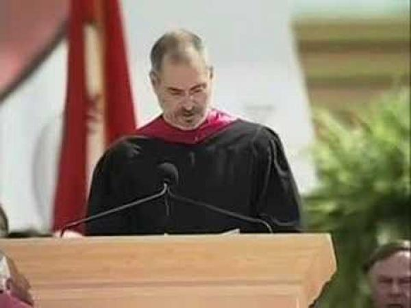 Steve Jobs - Proslov o jeho životě