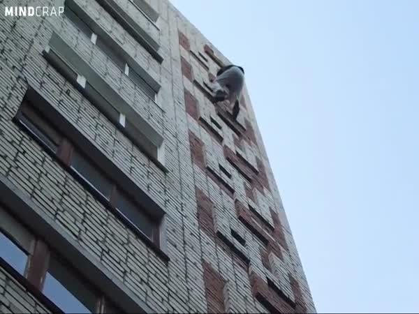Ruský Spiderman 2 - Sergey Devliashov