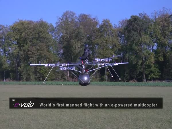 Vynález - multicopter