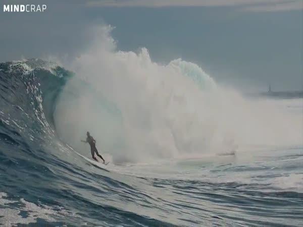 Borec na surfu - Kelly Slater