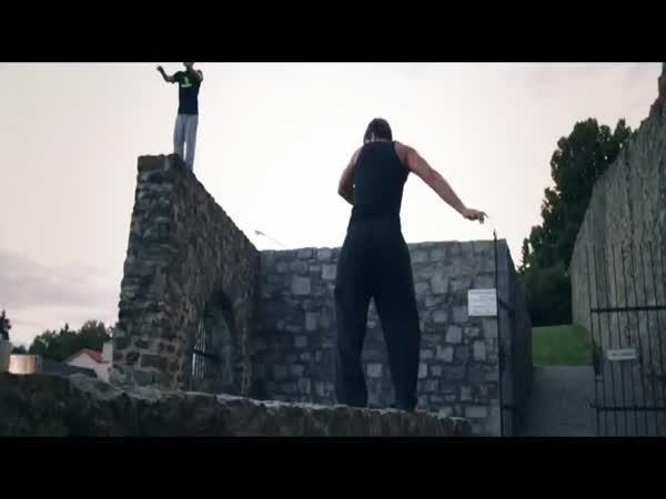 Urban Sense - Český Parkour a Freerunning