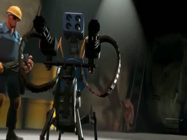 Team Fortress 2 - Špion v akci