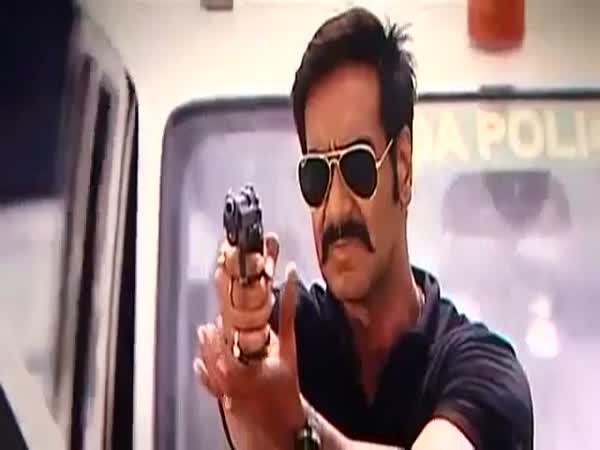 Bollywood - Super akční scéna