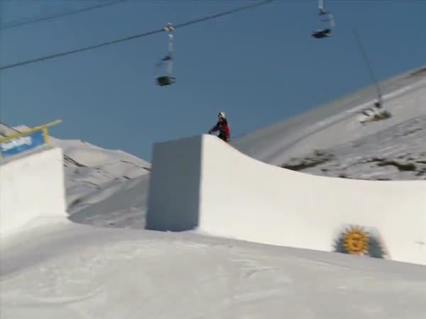 Extrémní sporty - Freeskiing