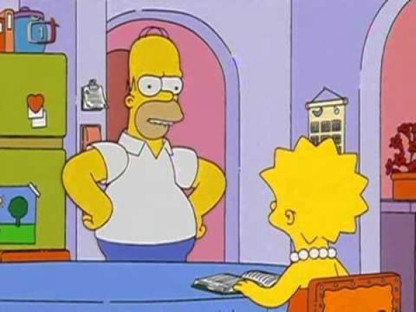 Simpsonovi - Hromadná doprava