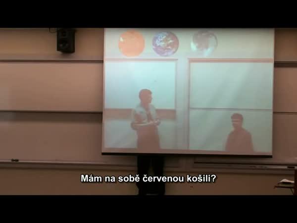 Zábavná interaktivní přednáška 2