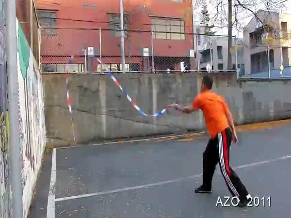 AZO - nejlepší triky roku 2011