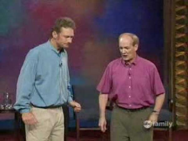 Whose Line Is It Anyway - Nemožná mise
