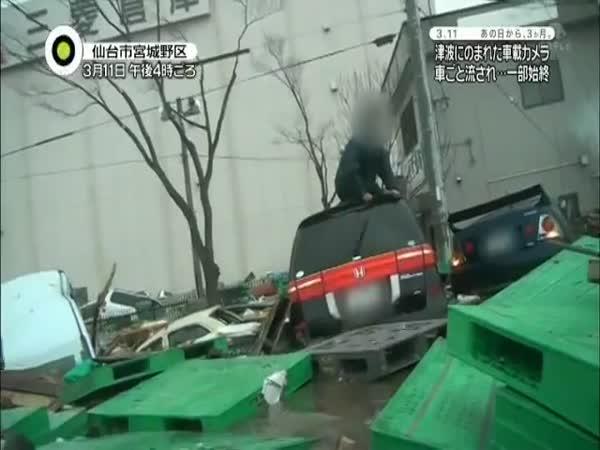 Tsunami z auta