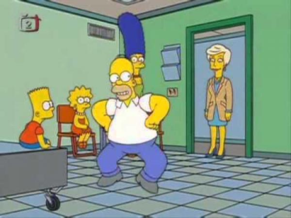 Simpsonovi - Mobil