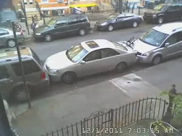 Parkování v New Yorku