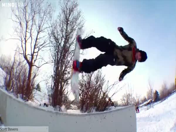 To nejlepší ze snowboardingu 2011