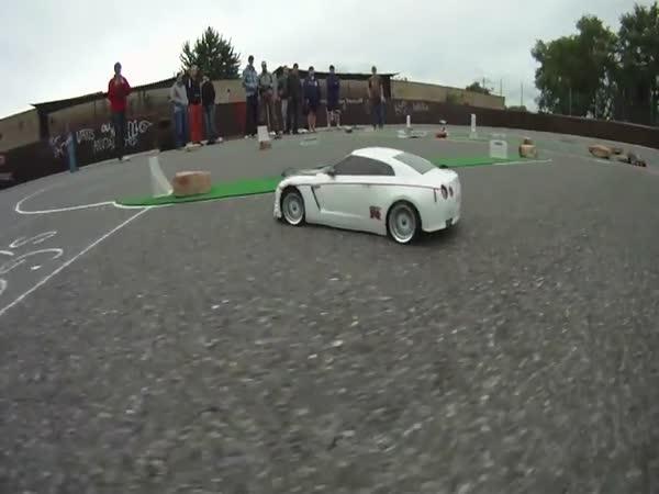 RC modely - Česká soutěž v driftování