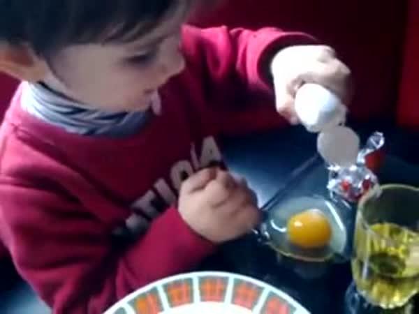 Vajíčko s překvapením - žert