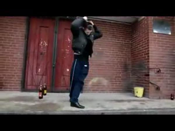 Borec - Ruský pivní tanec
