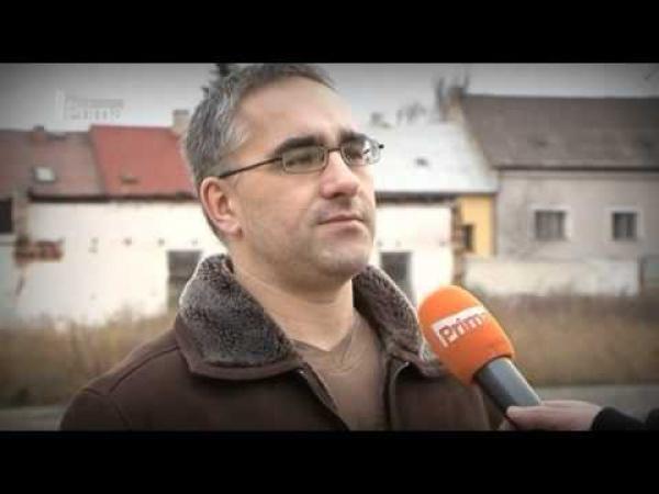 Duch natočený v Česku