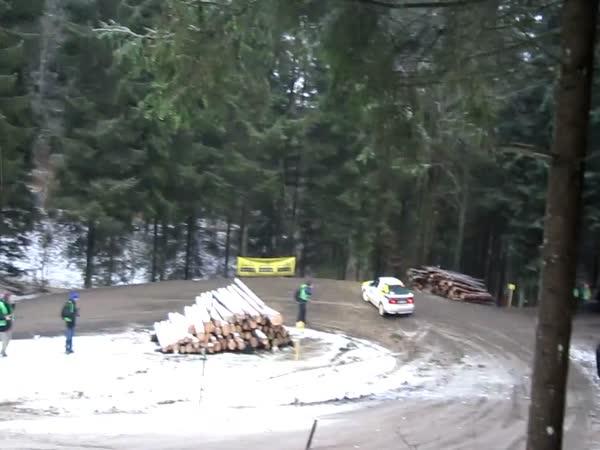 Borec - Rallye