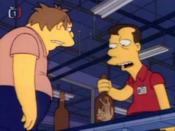 Simpsonovi - Kontrola piva