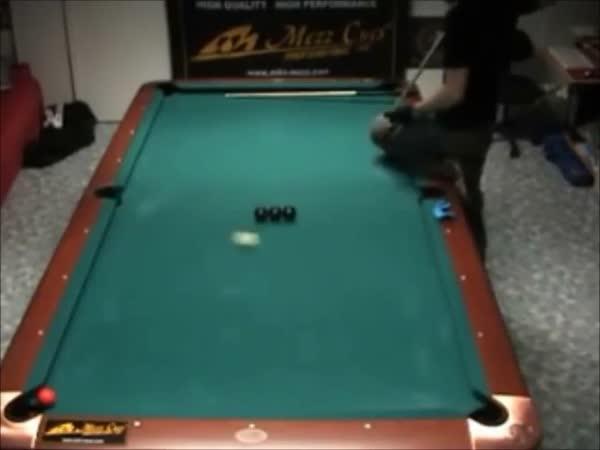 Borec - Billiardové triky