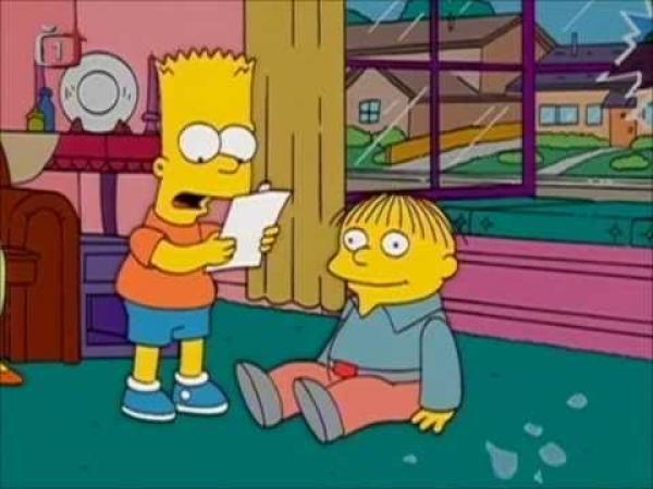 Simpsonovi - Jsem cihla