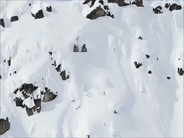 Extrémní lyžování