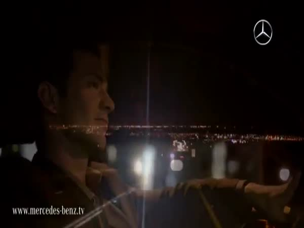 Reklama - Mercedes