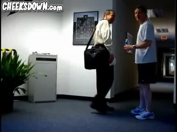 Nachytávka - Zazdění kanceláří