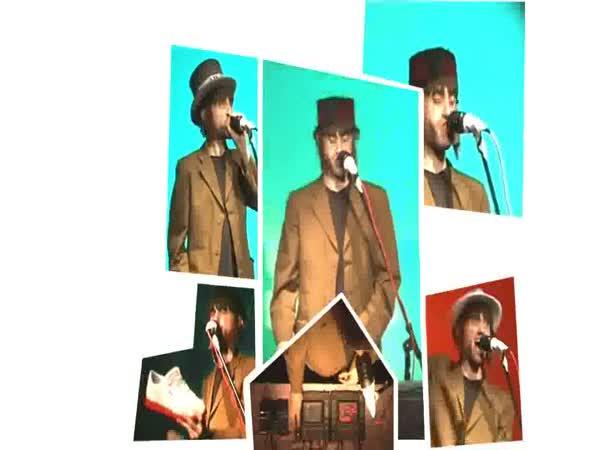 Beardyman - Monkey Jazz