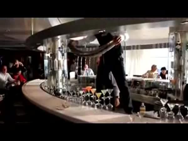 Borec - Barman