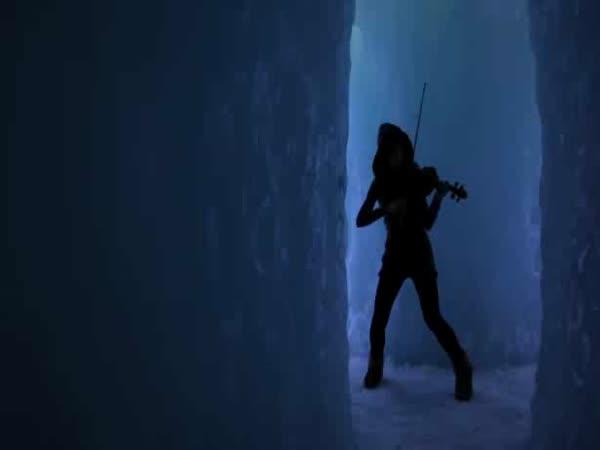 Zimní housle